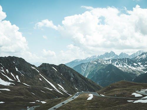 Ảnh lưu trữ miễn phí về alps, ánh sáng ban ngày, bầu trời, cao