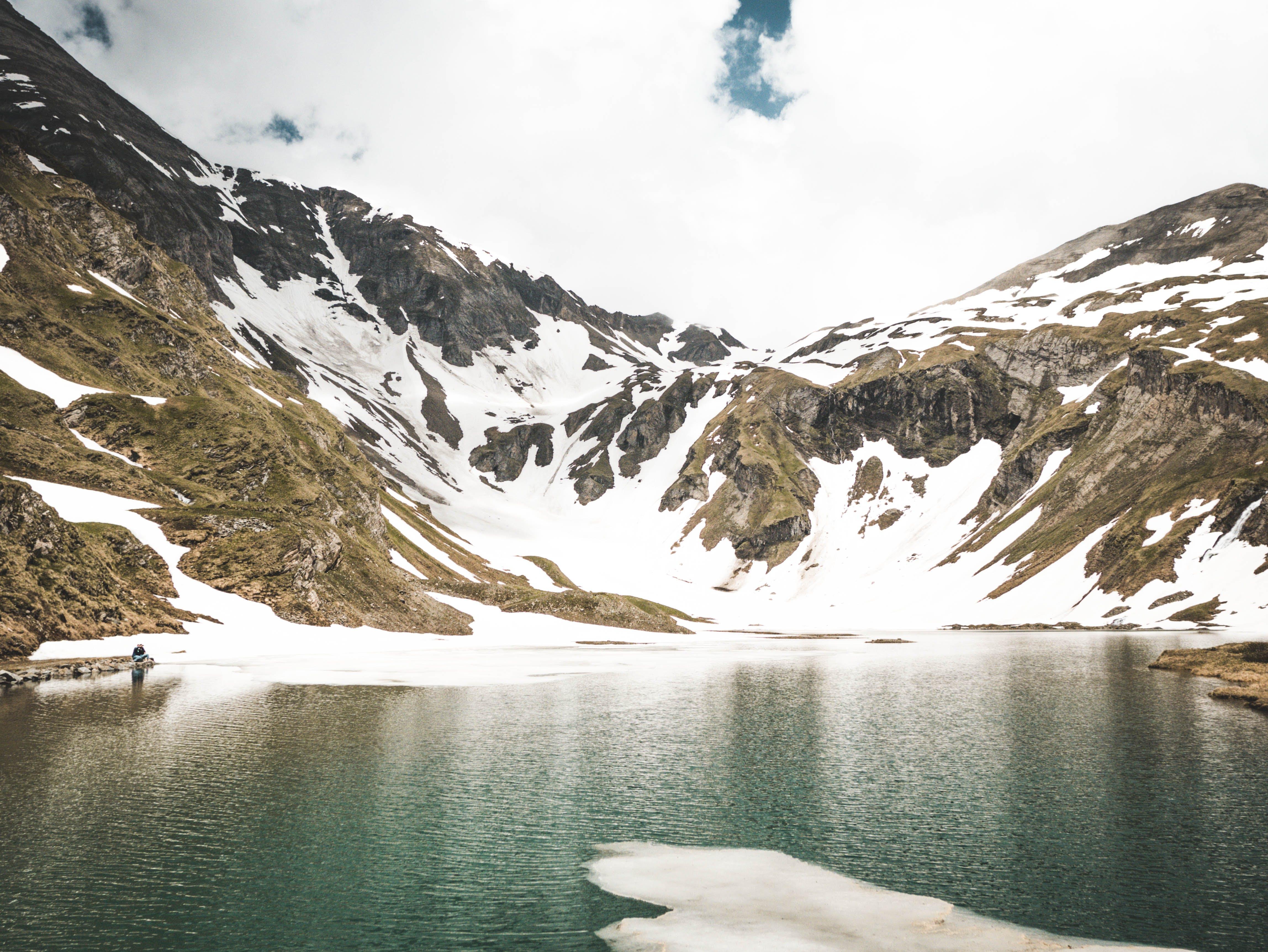 Darmowe zdjęcie z galerii z alpejski, austria, chmury, góra