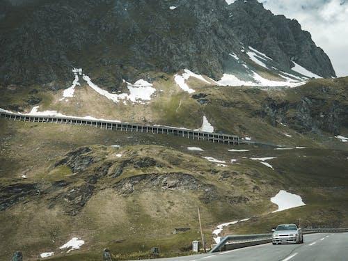 Ingyenes stockfotó alpesi, Ausztria, autó, domb témában