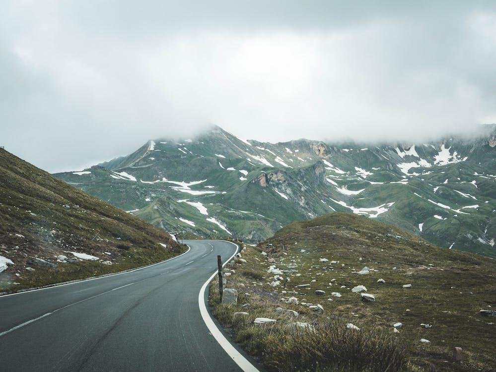 altitude, autoroute, aventure