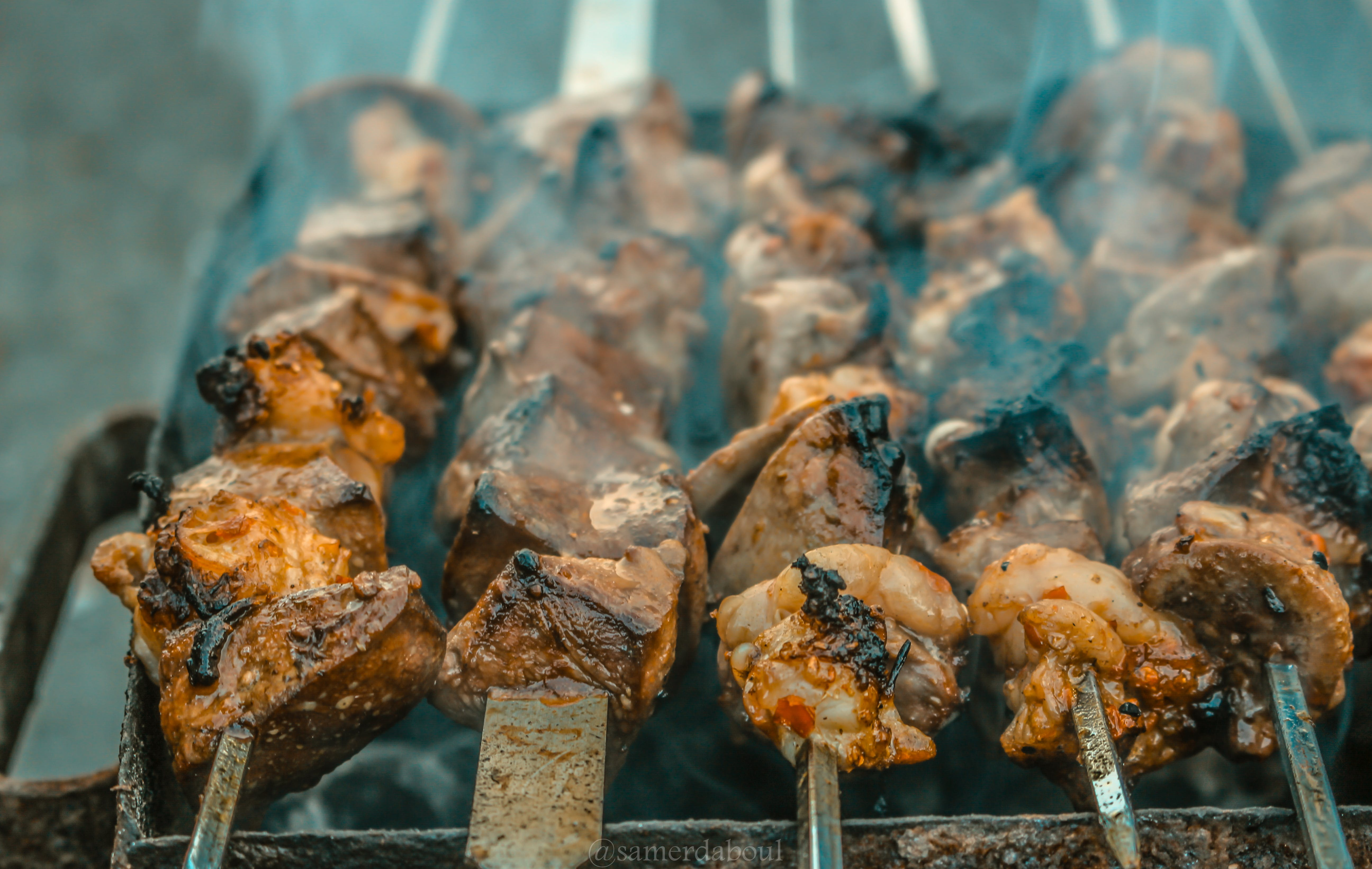 Free stock photo of barbecue, charcoal, cooking, cookout