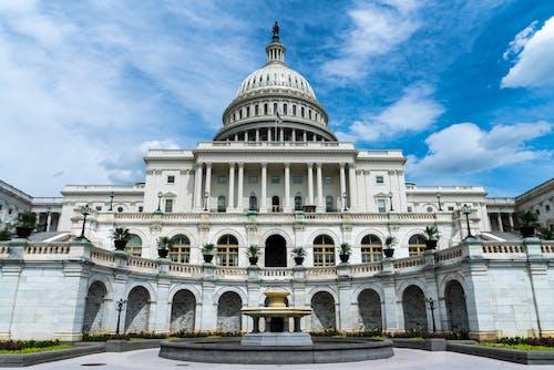 列, 國會大廈, 地標, 外觀 的 免费素材照片
