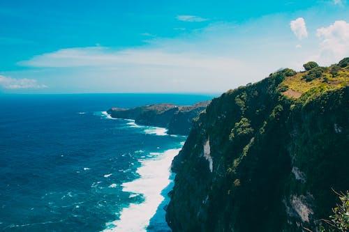 Darmowe zdjęcie z galerii z krajobraz tropikalnej wyspy