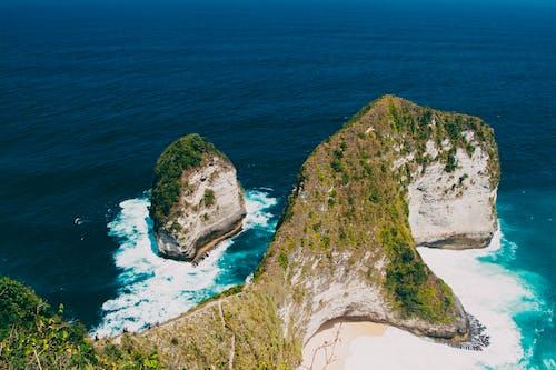 deniz, deniz kıyısı, deniz manzarası, doğa içeren Ücretsiz stok fotoğraf