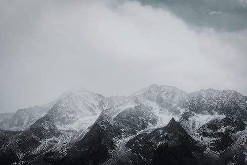 Foto d'estoc gratuïta de a l'aire lliure, alba, alps, alt