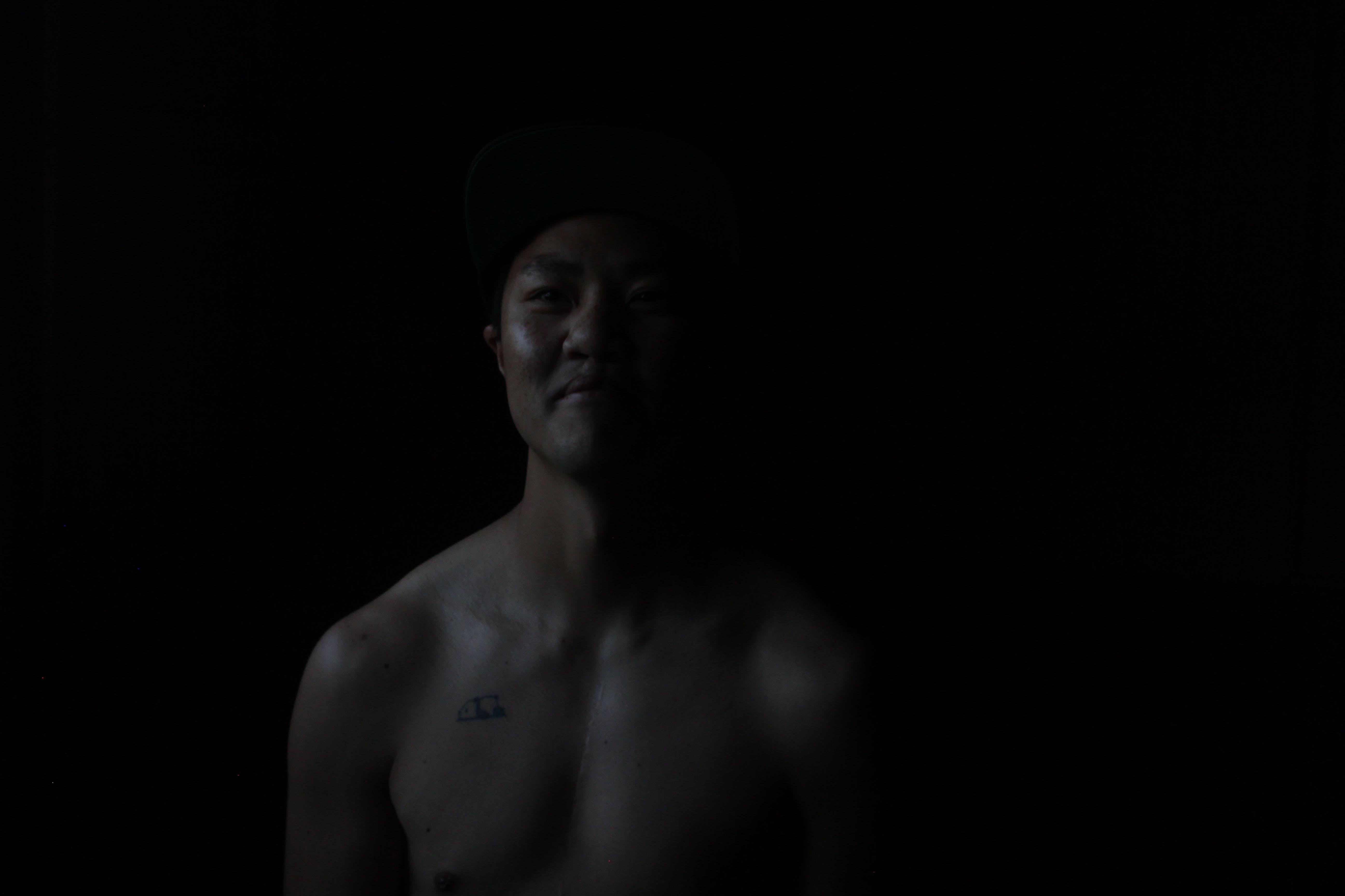 Free stock photo of darkness, diversity, hope, korean