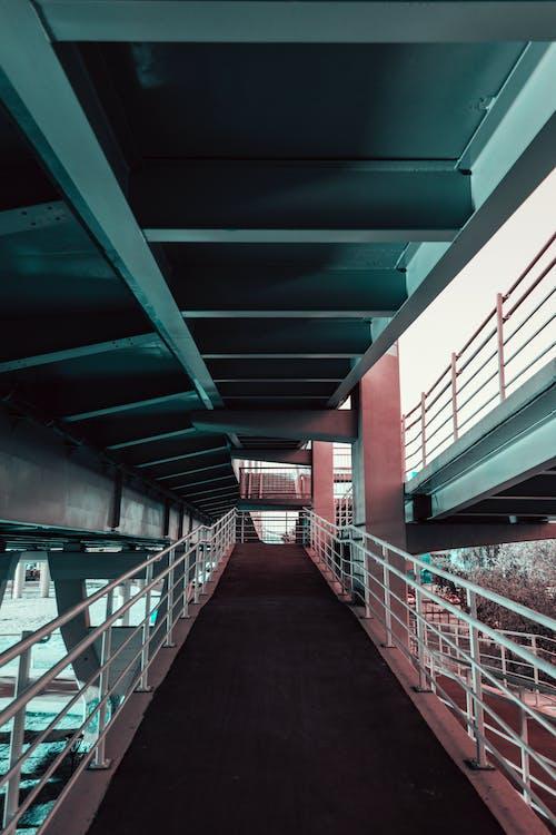 Δωρεάν στοκ φωτογραφιών με αστικός, ατσάλι, γέφυρα, ημέρα