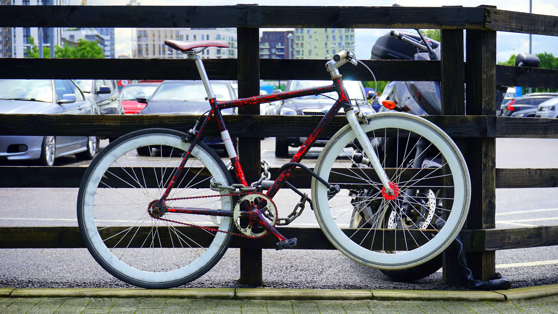 action, bicycle, bike