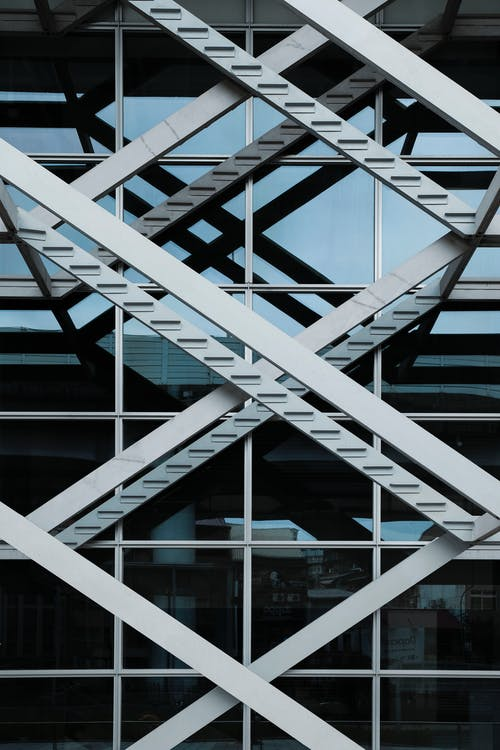 Ingyenes stockfotó acél, design, építészet, épület témában