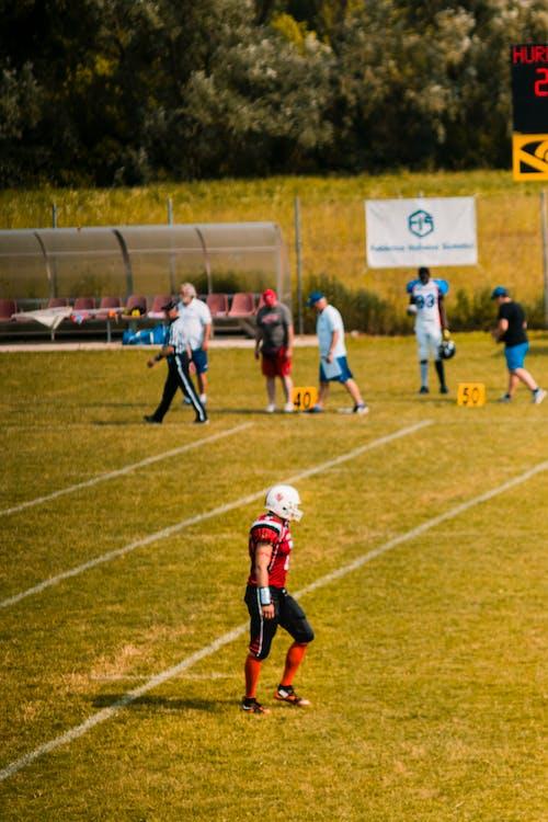 akció, Amerikai foci, amerikai futball
