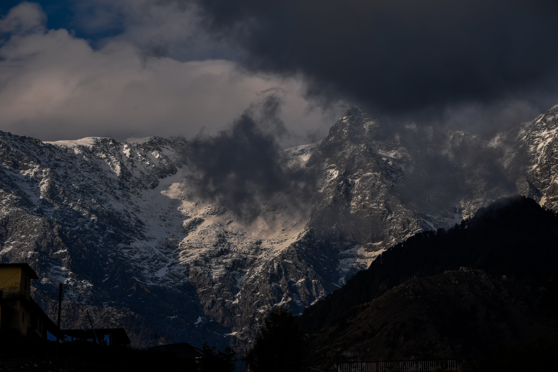Kostenloses Stock Foto zu abend, berg, dämmerung, dunkel