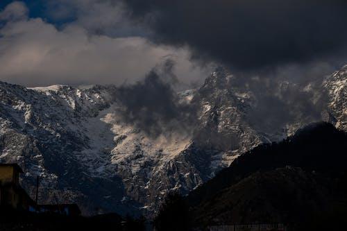 Foto stok gratis angin ribut, awan, awan gelap, cuaca