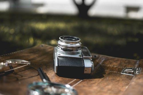 คลังภาพถ่ายฟรี ของ กล้อง, การถ่ายภาพหุ่นนิ่ง, ย้อนยุค, วินเทจ