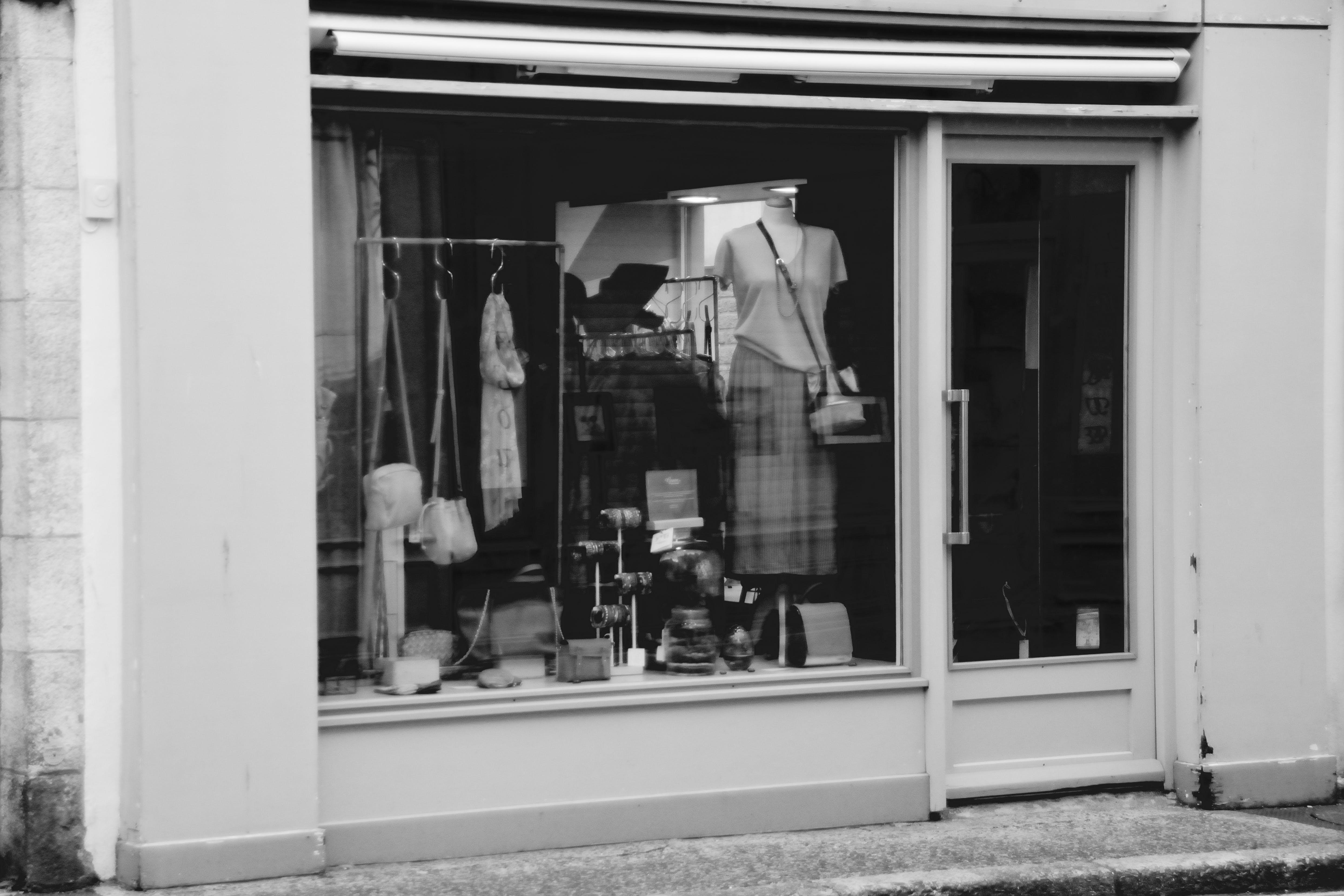 Δωρεάν στοκ φωτογραφιών με magasin, reflets, urbain, vitres