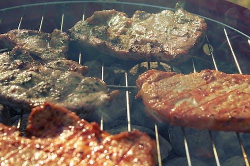 Kostenloses Stock Foto zu essen, fleisch, grillen