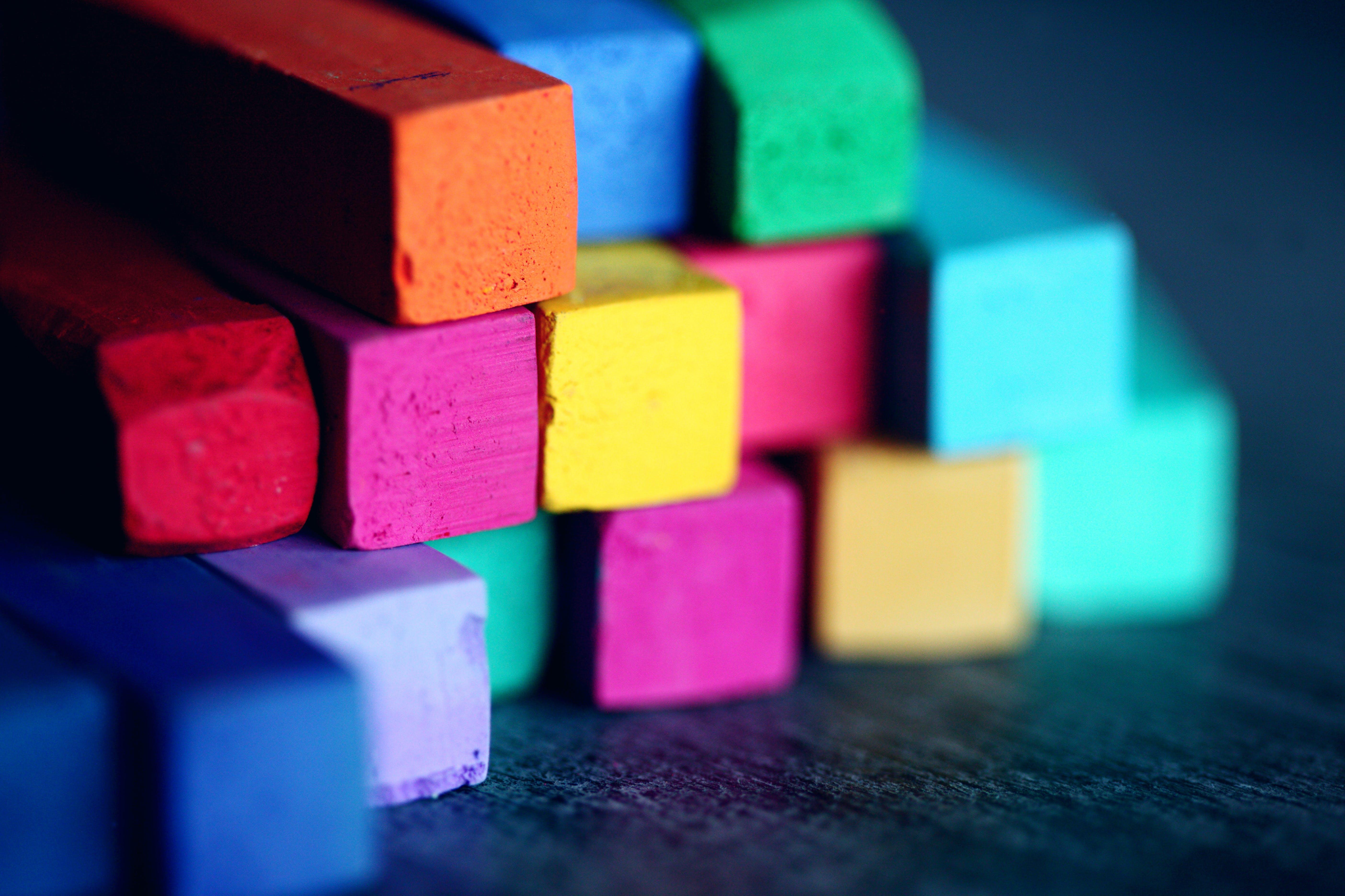 Assorted-color Bricks