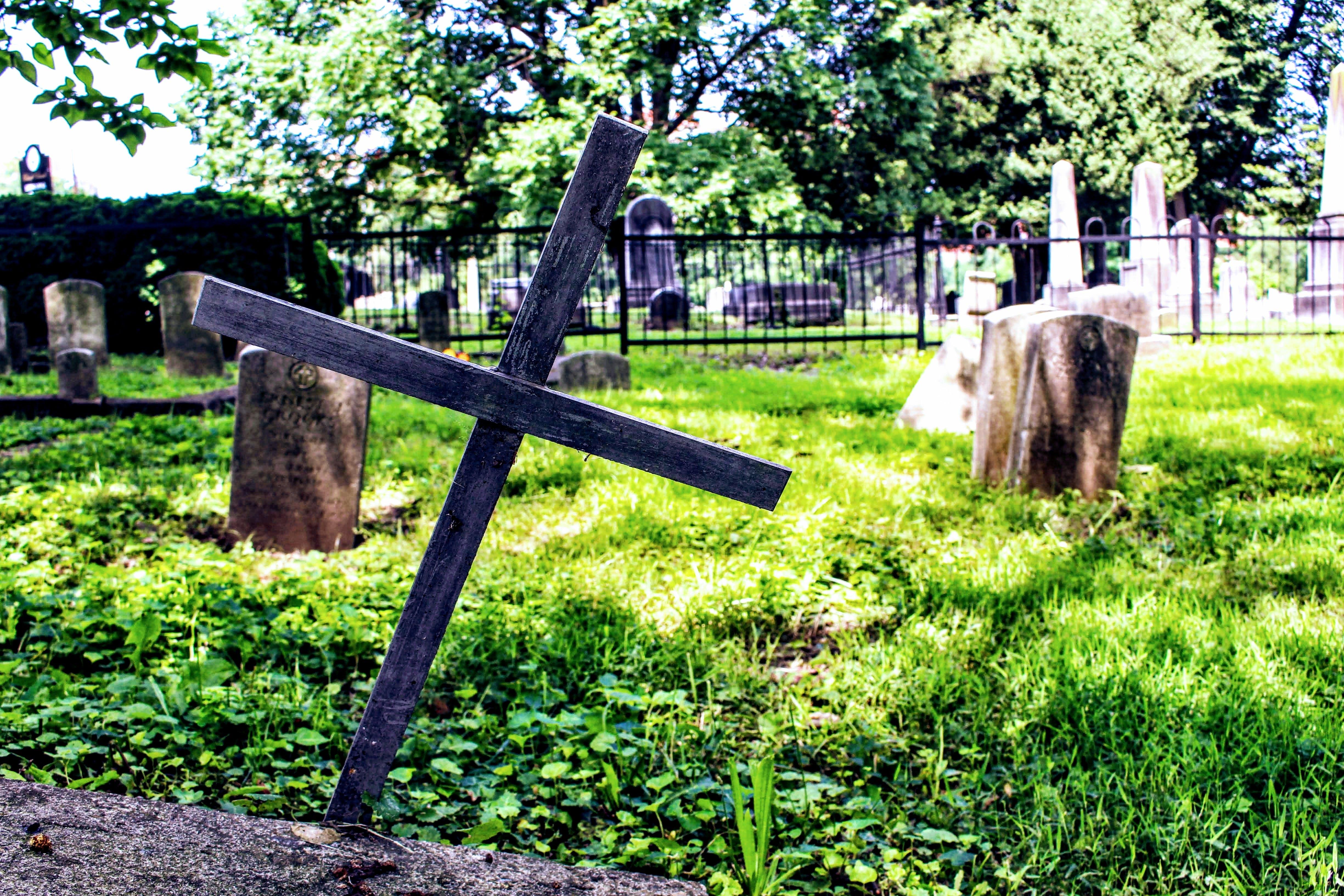Gray Graveyard