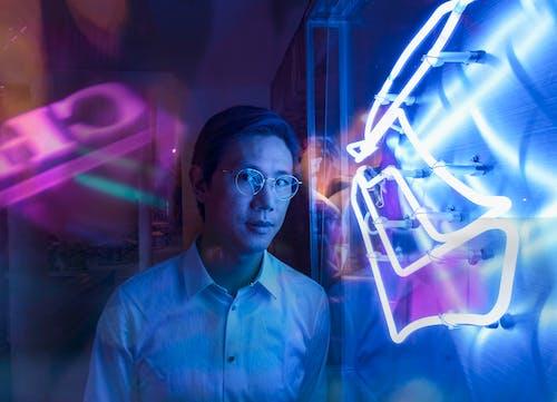 Ingyenes stockfotó neonfények, szín témában