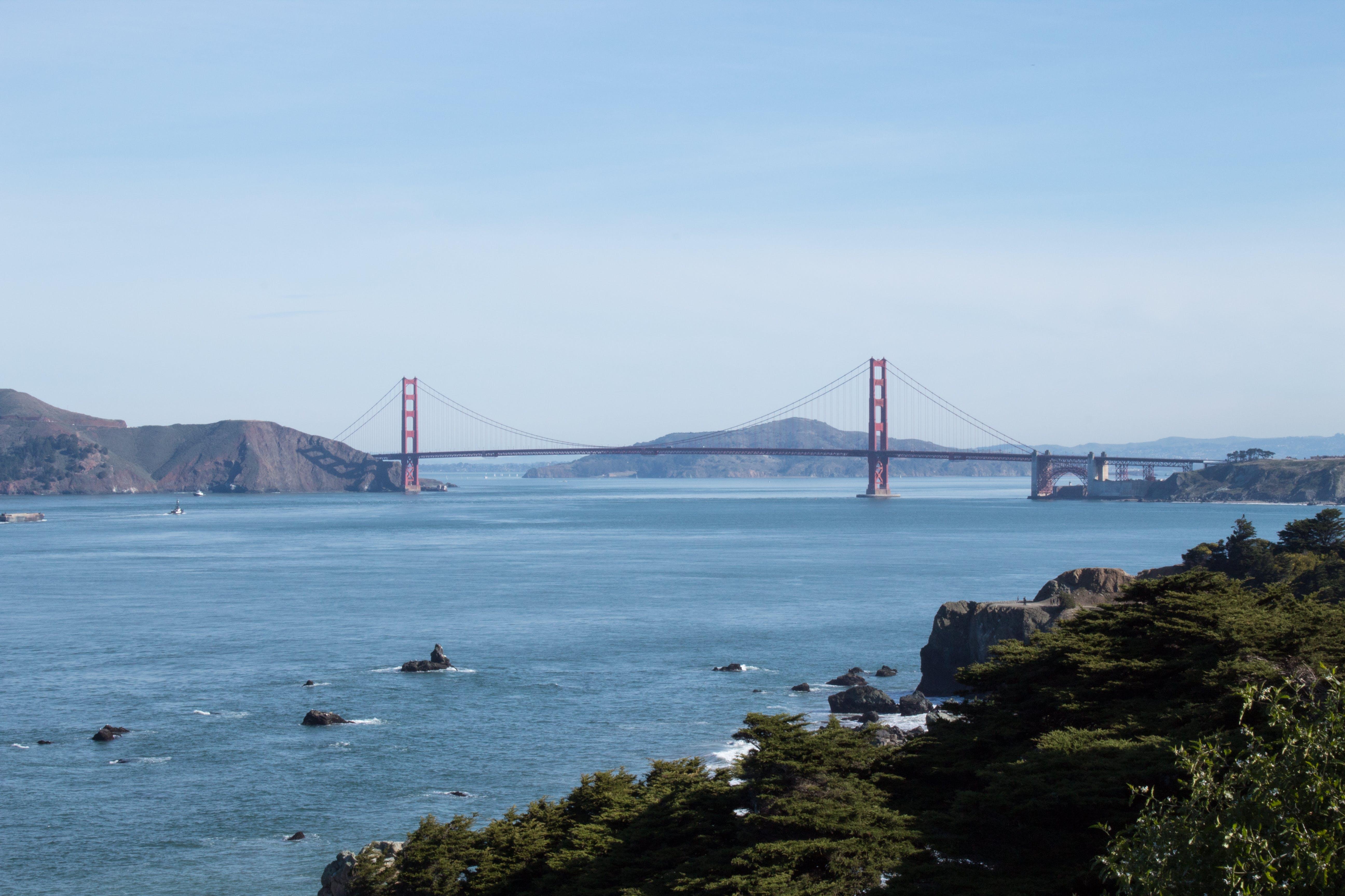 Free stock photo of bridge, golden gate, golden gate bridge, san francisco