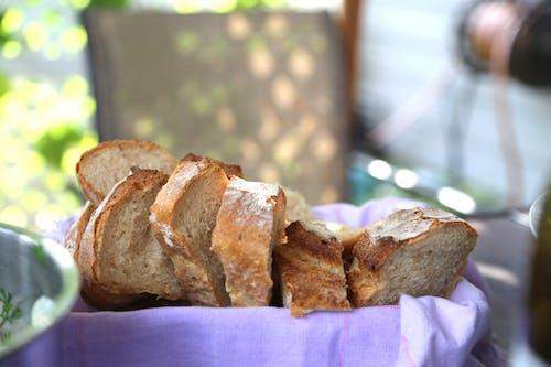 Fotobanka sbezplatnými fotkami na tému čerstvý, chlieb, domáci, pečený