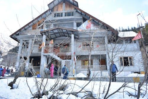 hiiking, 雪 的 免費圖庫相片