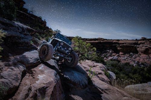 Grey Jeep Wrangler