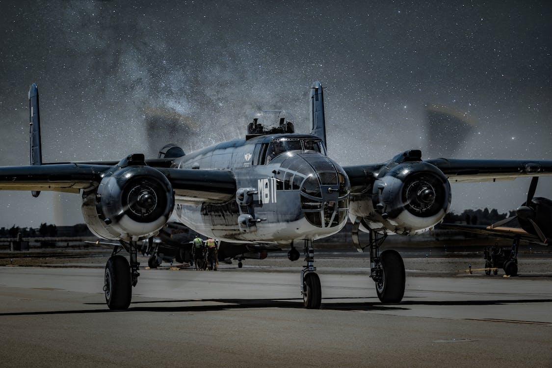 b-25, b25, b25米切爾