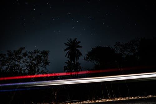 Free stock photo of africa, gambia, long exposure, night photograph
