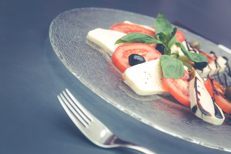 Kostnadsfri bild av förgrening, mat, oliver, sallad