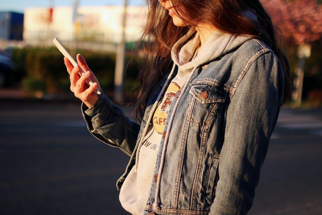 holka, móda, osoba