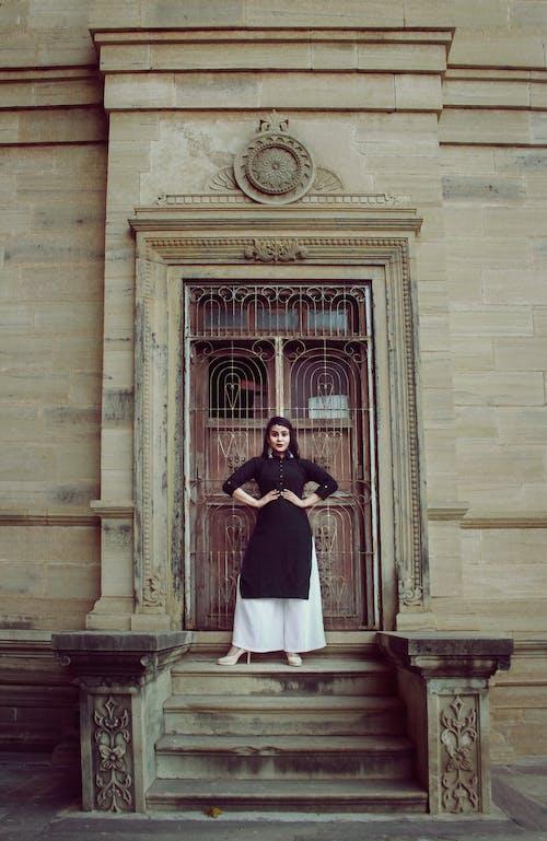 Imagine de stoc gratuită din clădire, cultură, eșarfă, femeie