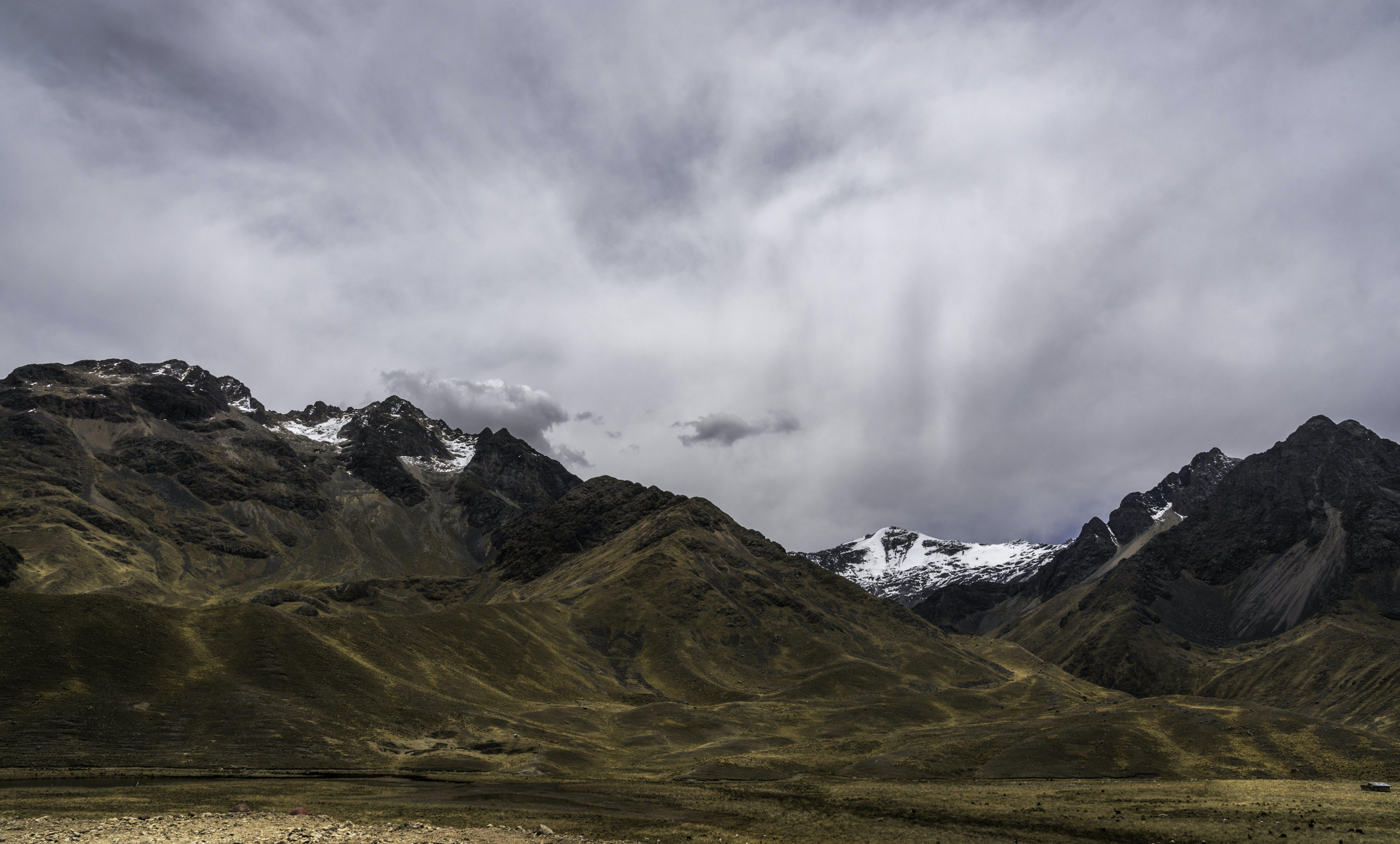 Kostenloses Stock Foto zu berge, berggipfel, eis, felsen