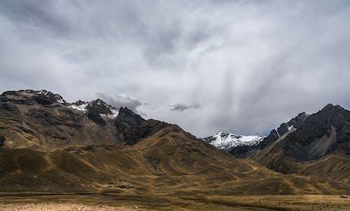 Darmowe zdjęcie z galerii z chmury, góry, krajobraz, lód