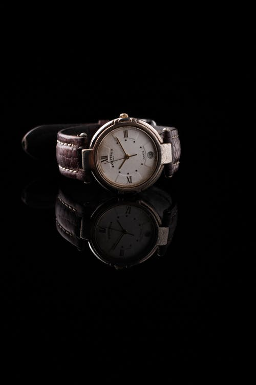 Free stock photo of analog watch, carven