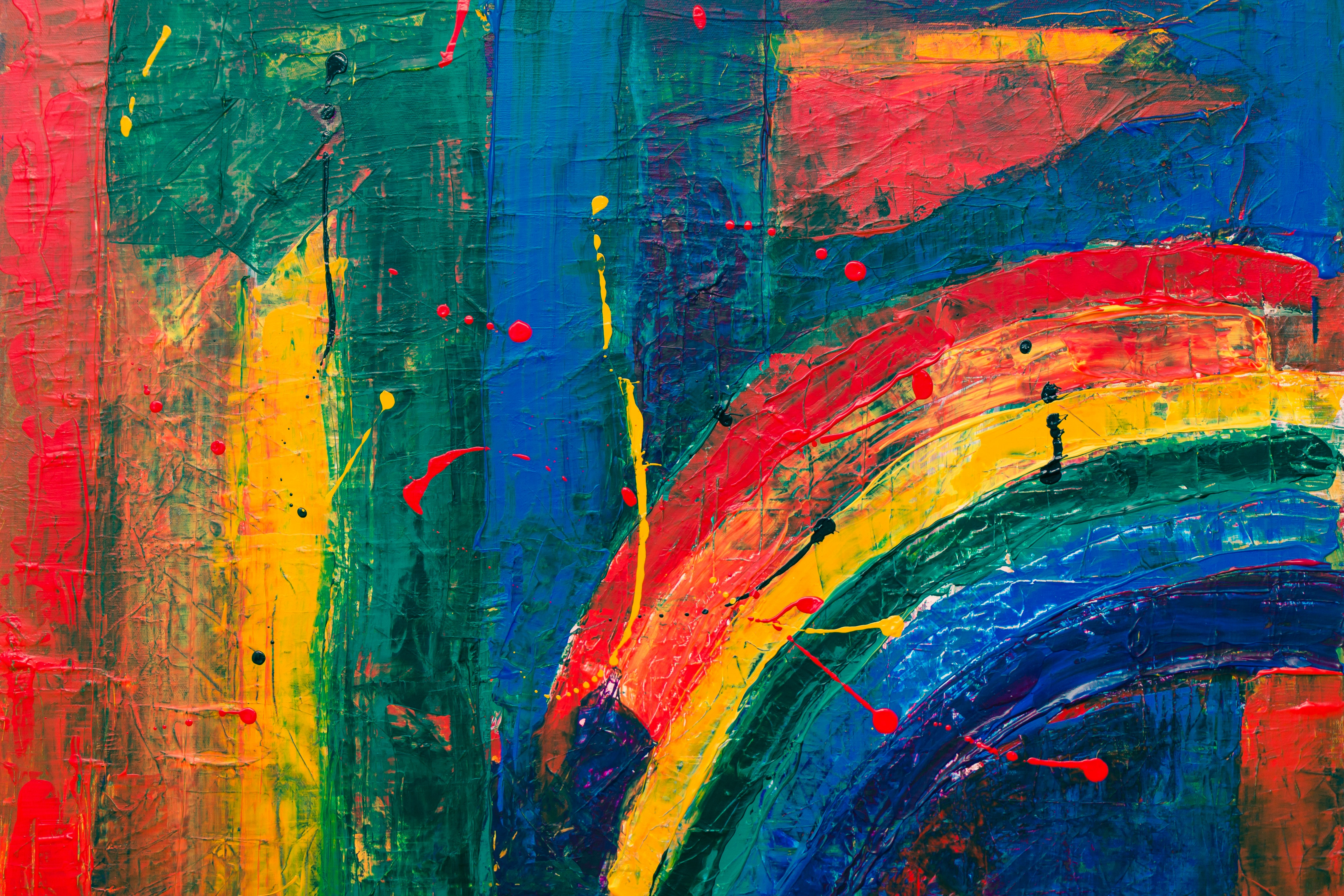 Free Stock Photo Of Art, Creative, Painting, Abstract
