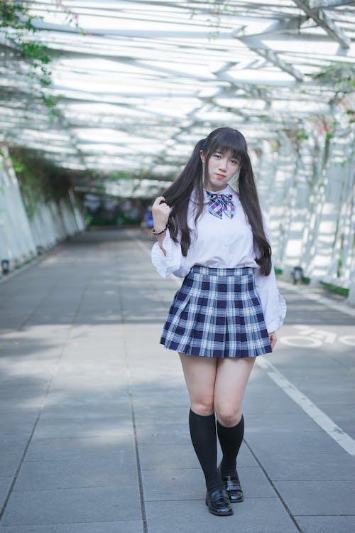 Fotos de stock gratuitas de 会å ', chica joven, jovencita