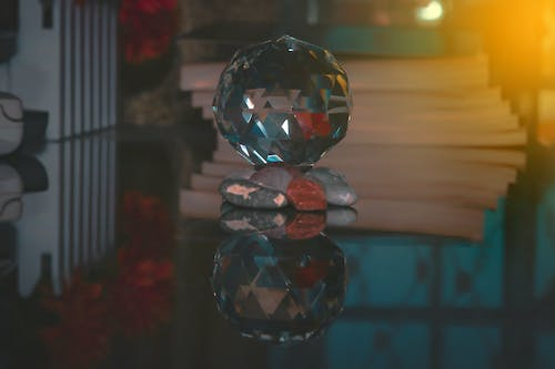 Free stock photo of crystal, crystal ball, crystal clear