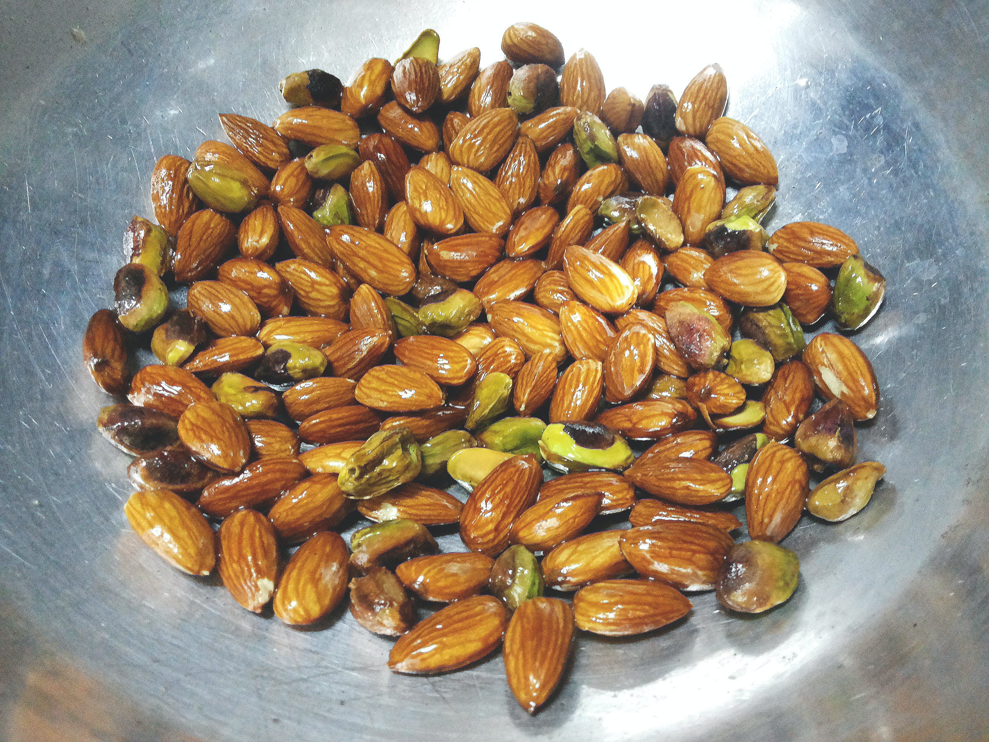Free stock photo of almond, almonds, badaam, dry fruit