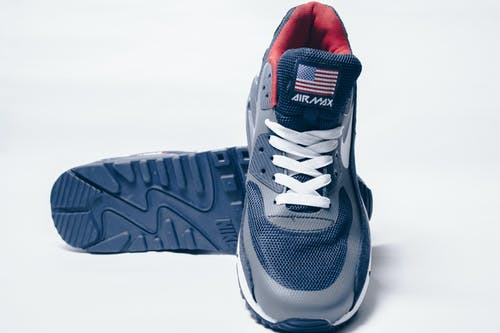 Free stock photo of nike, running shoes, sports shoes
