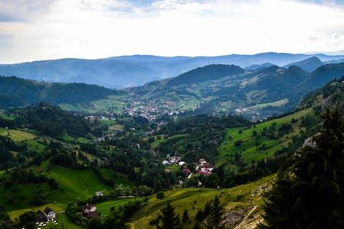 冒險, 夏天, 天性, 山谷 的 免费素材照片