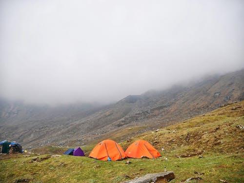 Ảnh lưu trữ miễn phí về himalaya, leo núi, lều, trekk