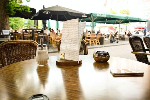 Foto d'estoc gratuïta de bar, carta, carta de menú, dia calent