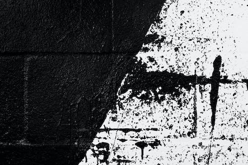 Fotos de stock gratuitas de Arte, arte callejero, blanco y negro, graffiti