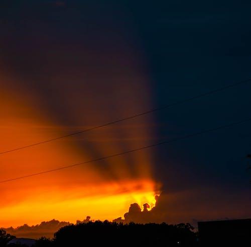 Fotobanka sbezplatnými fotkami na tému leto, lúč, lúč slnečného svitu, lúč svetla