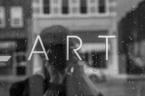 Fotobanka sbezplatnými fotkami na tému budova, čierna a biela, dážď, fotoaparát
