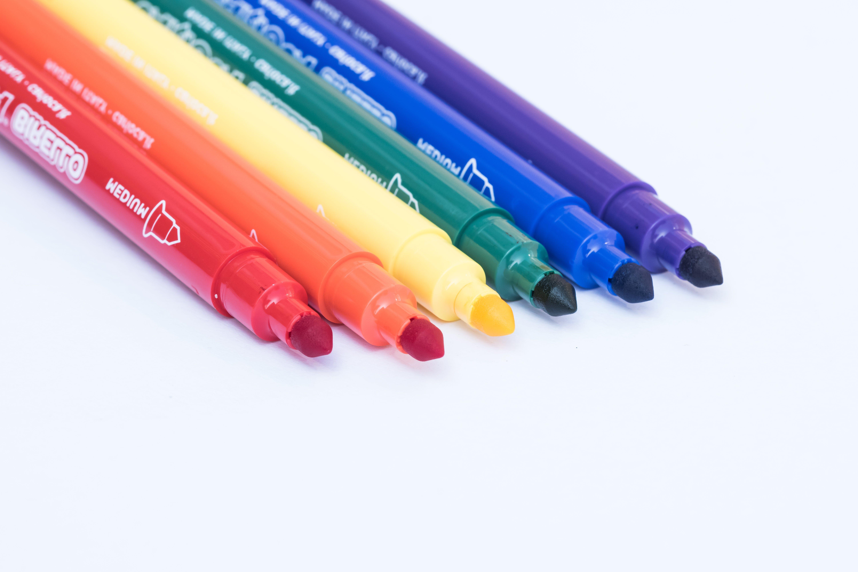 Fotos de stock gratuitas de abigarrado, brillante, colores, colores del arco iris