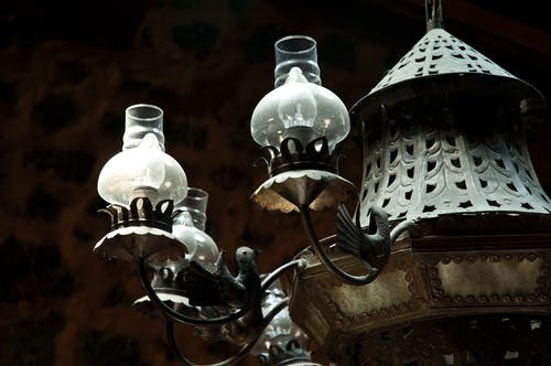 Gratis lagerfoto af antik, lampe, lys, objekt