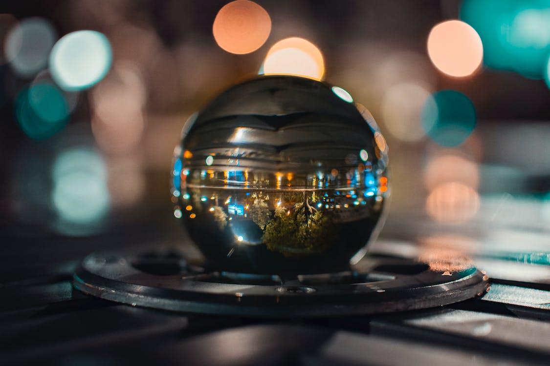 Shallow Focus of Crystal Ball