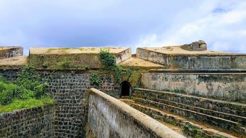Ilmainen kuvapankkikuva tunnisteilla Intia, karnatakan, kivi, linnake