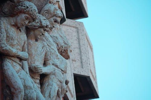 biblo, gökyüzü, heykel içeren Ücretsiz stok fotoğraf